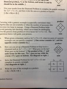 beginning factoring